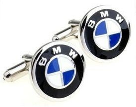 Image of BMW Cuff Links Gift Boxed(wedding Cufflinks,jewelry for Men,gift for Groom (Cuff Links)
