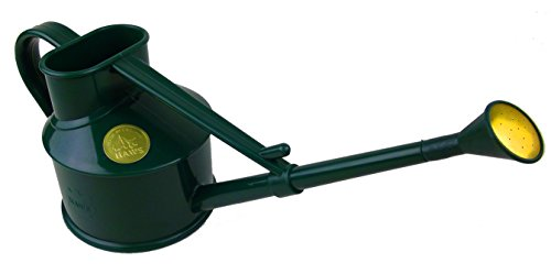Bosmere V127GR Haws Indoor Plastic 700 ml  Watering Can, Green (English Watering Can compare prices)