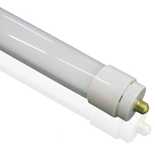 Wyzm(Tm) 25Pcs 8Ft 36W T8 Led Tube Lamp 5500K White Single Pin