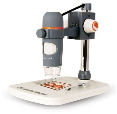Open Box, Dealer Demo, Celestron Handheld Digital Microscope Pro 44308-Dmo