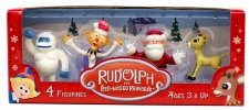 Rudolph: Set 2 (4 Pack) RUD32111