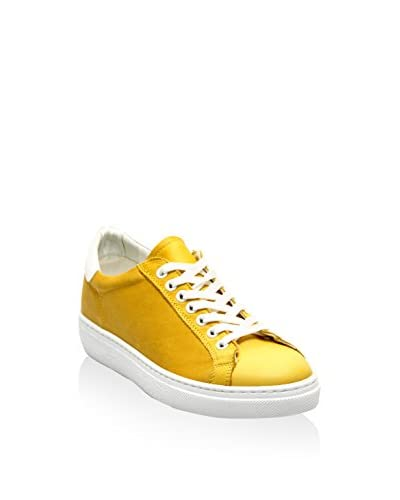 CAPRITO Zapatillas R100 Amarillo