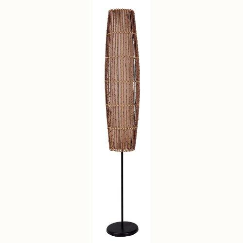 Rattan Floor Lamp Findgift Com