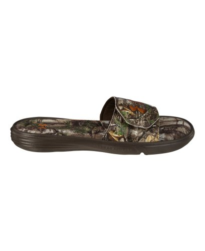 Under Armour Men'S Ua Ignite Camo Ii Slides 8 Realtree Ap-Xtra front-975961