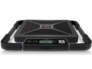 Dymo S100 Scale 100Lb Digital Shipping Scale Usb Connectivity Includes Detachable Lcd Display