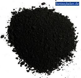 Vallejo Carbon Black Pigment, 30ml