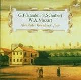 Handel/Schubert/Mozart