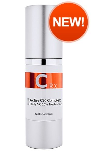 Active C20 Complex Daily Vc 20% Skin Treatment PEEL RX Laboratory