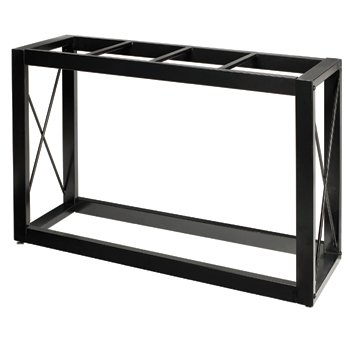 Petco manhattan 55 gallon metal tank stand for 55 gallon fish tank petco