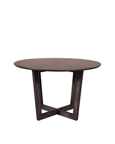 Urban Spaces Boma Round Table, Gray