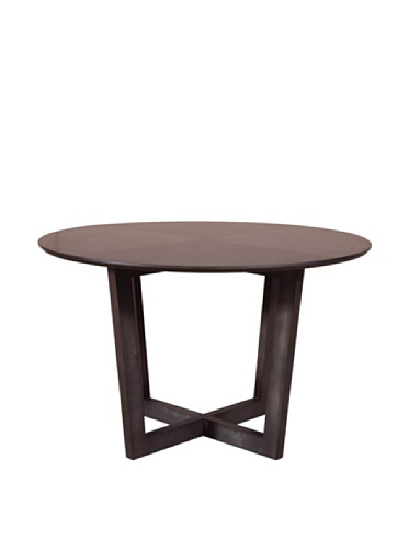 Urban Spaces Boma Round Table, Gray