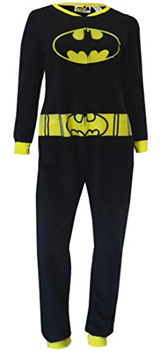 DC Comics Batgirl Fleece Onesie Pajama for women