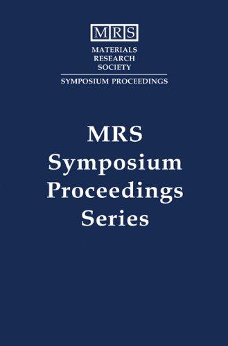Gallium Nitride and Related Materials: Volume 395 (MRS Proceedings)