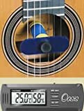 Oasis Guitar Humidifier and Hygrometer