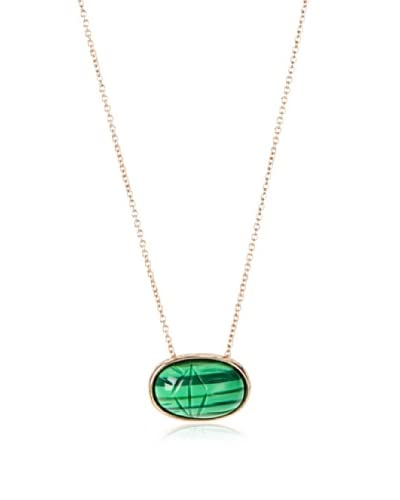 House of Harlow 1960 Sacred Scarab Pendant Necklace As You See