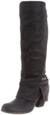 Fergie Women's Latitude Too Boot,Navy,9.5 M US