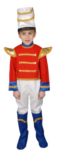 Toy Soldier 2-3 Toddler Costume