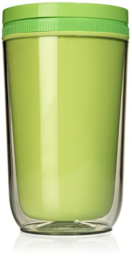Greenwald's Premium Tumbler Cup With Lid - 12 oz - Double Wall Insulated Plastic - For Hot And Cold Drinks, Tea, Coffee & More - BPA Free Travel Mug - Fits In Car Cup Holders (Cold Beverage Travel compare prices)