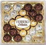 Ferrero Collection Diamond Cut Gift Box, 8.8 Oz