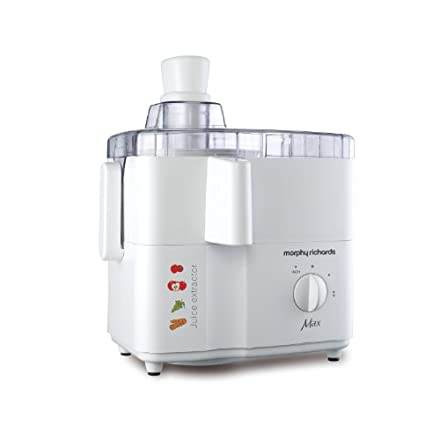 Morphy Richards Max 450W Juice Extractor