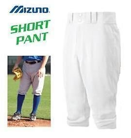 Buy Mizuno KNEE HIGH SHORT Premier 15oz Baseball Softball Pants (Two Pockets, Double... by Mizuno