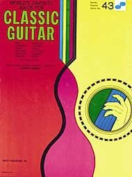 Solos for Classic Guitar - World's Favorite No. 43