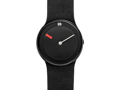 Danish Design IV14Q866 Stainless Steel Case black Dial And black Leather Band Ladie's Watch at Sears.com
