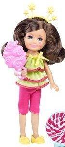 Barbie Doll Chelsea & Friends Tamika Amusement Park Theme by Mattel
