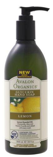 アバロンO NSFハンドソープレモン 355ml