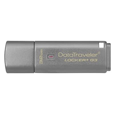 DT Locker+ G3/32GB USB 3.0