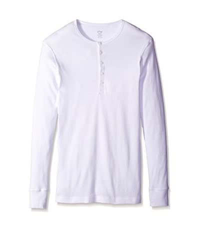 2(x)ist Men's Essential Long Sleeve Henley