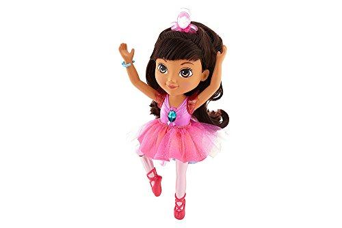Fisher-Price Nickelodeon Dora and Friends Sparkle & Spin Ballerina Dora by Fisher-Price