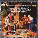 echange, troc Palestrina, Chamber Society Lugano, Loehrer - Sacred Music: Messa Hodie Christus / Magnificat