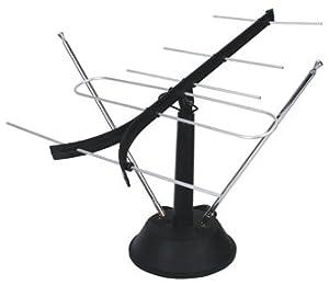 König ANT 111-KN Antenne d'Intérieur pour FM/VHF/UHF