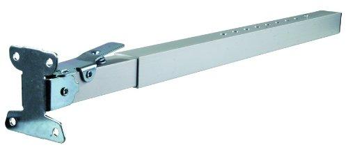 JR Products 20815 Aluminum Adjustable Table Leg