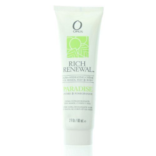 Paradise, Rich Renewal Ultra-Hydrating Creme, Orly / Skin Care / Body Lotion
