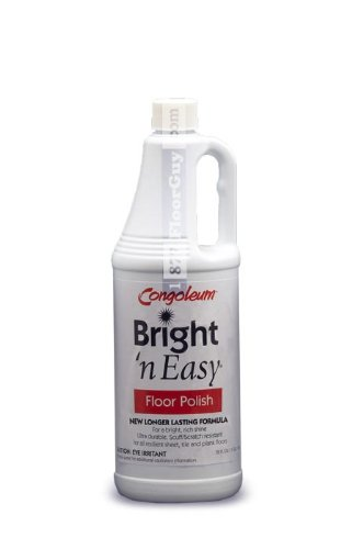 Congoleum Bright 'N Easy Floor Polish - 32 oz. Bottle
