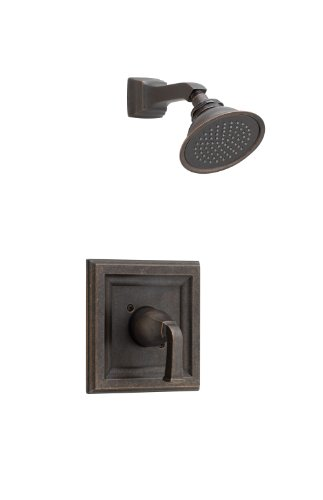 American Standard T555.521.224 Town Square Shower Trim Kit, Oil Rubbed Bronze (American Standard Trim Kit Bronze compare prices)
