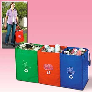 3 Recycle Bags