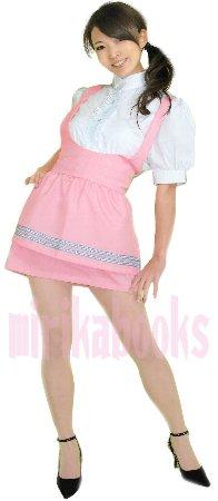 コスプレ衣裳 ファミレス 1型ピンク