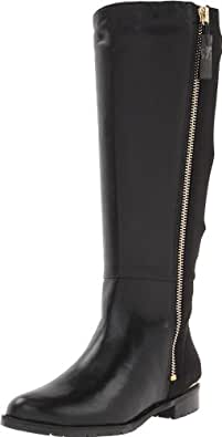 Isaac Mizrahi New York women's Arno Boot,Black,10.5 M US