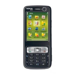 Nokia N73 Sim Free Mobile Phone - Black