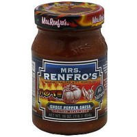 Renfro Fine Foods Salsa, Ghost Pepper, 16-Ounce (Pack of 6) from Millbrook Distribution Services Inc.