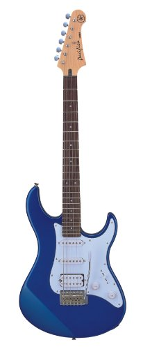Yamaha Pacifica Series PAC012 Electric Guitar; Metallic Blue