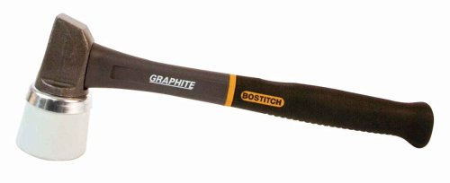 BOSTITCH HFM-3 45-Ounce Graphite Flooring Mallet