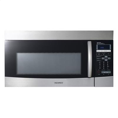 Samsung : SMK9175ST 1.7 cu. ft. Over the Range Microwave - Stainless Steel