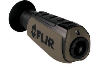 FLIR Systems Scout III-320 Thermal Imager, Detector 320X240 60Hz, Black/Brown from FLIR