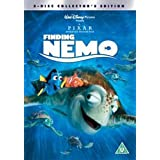 Finding Nemo (2 Disc Collector's Edition) [DVD] [2003]by Albert Brooks