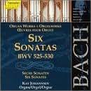Bach: Organ works - Six Sonatas, BWV 525-530 (Edition Bachakademie Vol 99) /Johannsen