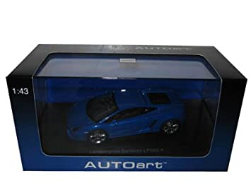 Lamborghini Gallardo LP560-4 Blue 1/43 Autoart [Toy] (japan import)